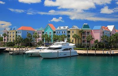 Miami to Freeport Ferry