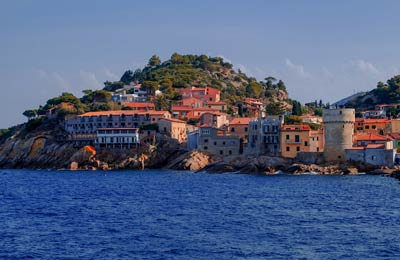 Cheap ferries to Elba