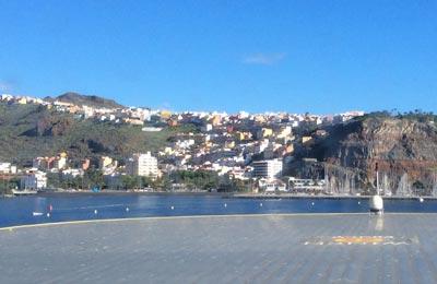 San Sebastian de La Gomera Ferries