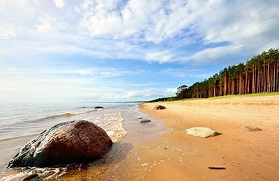 Nynashamn to Ventspils Ferry