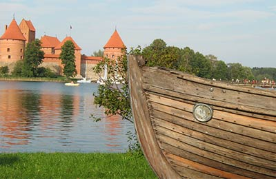 Cheap ferries to Lithuania