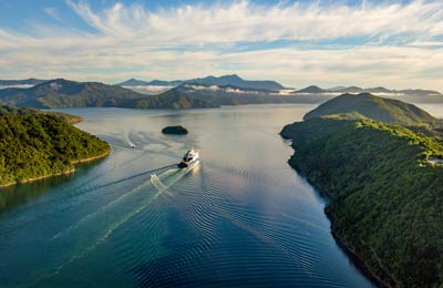 Find Zealand ferries