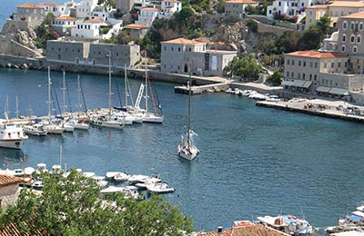 Cheap ferries to the Saronic Islands