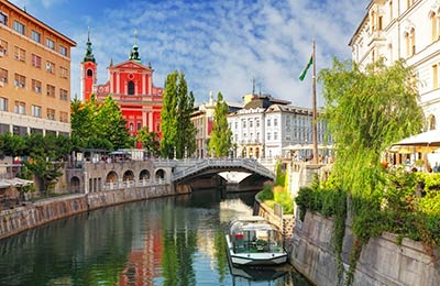 Cheap ferries to Slovenia