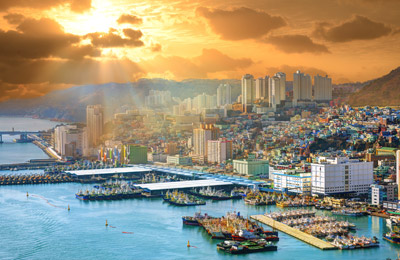 Find South Korea ferries