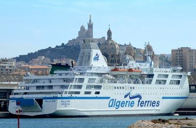 algerie ferries marseille
