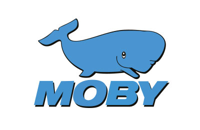 Book with Moby Lines simply and easily