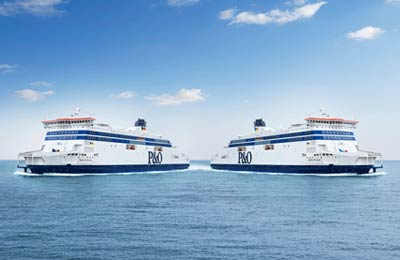 P&O North Sea Deals