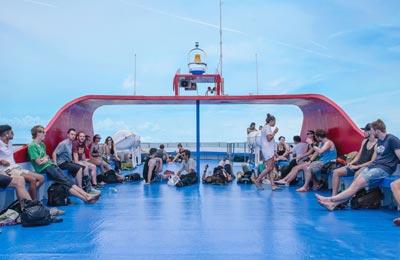Great ferry journeys in Thailand