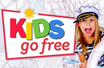 Take the car & the kids go free with Stena Line!