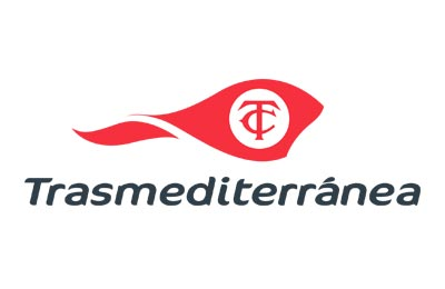 Book with Trasmediterranea simply and easily